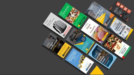 interactive clickable actionable digital brochure
